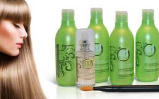 Средства для ламинирования волос: профессиональные препараты и народные рецепты