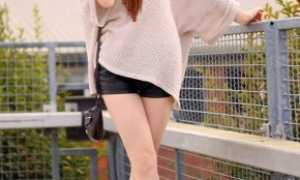Грубые женские ботинки: с чем носить