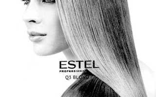 Наборы для экранирования волос от Estel Professional