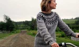 Исландский свитер: с чем носить и как выбрать