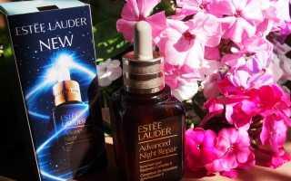 Особенности и состав сыворотки Advanced Night Repair от Estee Lauder