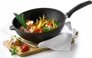 Обзор сковород Nadoba