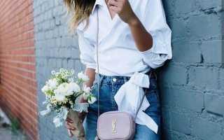 Сумки Yves Saint Laurent: с чем носить, фото