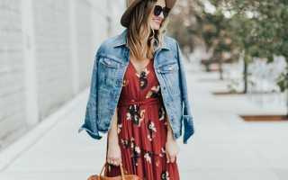 Фасоны и модели летних платьев и сарафанов 2020