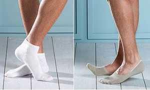 Капроновые носки: описание с фото