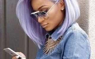 Можно ли красить наращенные волосы и как это сделать?