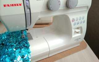 Как смазать швейную машину?