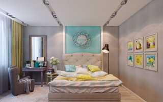 Особенности дизайна интерьера спальни 14 кв. м