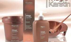 Шампунь Kapous Magic Keratin: особенности состава, плюсы и минусы, применение