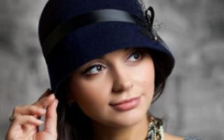 Шляпка клошс чем носить и как выбрать