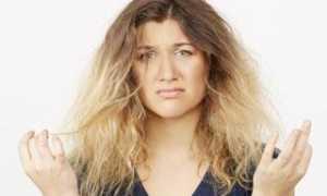 Сухие волосы: причины, правила ухода и рейтинг восстанавливающих средств