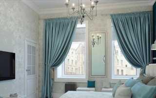 Как выбрать ткань для штор в спальню?