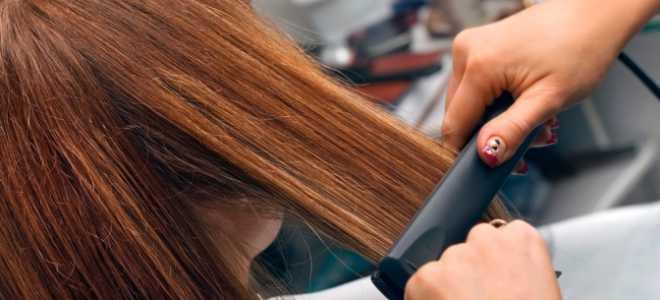 Как избавиться от химической завивки волос?