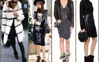 Ботильоны сезона осень-зима: с чем носить