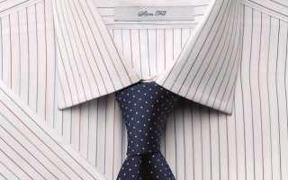 Как из мужской рубашки сделать женскую рубашку?