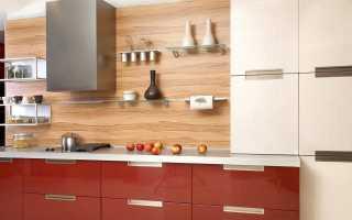 Кухонные фартуки из ламината: особенности, плюсы и минусы, выбор и уход