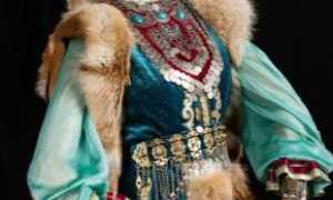 Башкирский национальный костюм: описание с фото, модели, отзывы