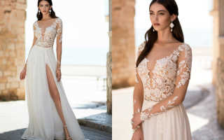 Свадебные платья по фигуре: фото