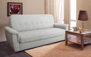Как выбрать диван-книжку с подлокотниками?