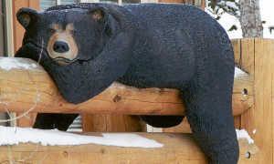 Как вырезать медведя из дерева?
