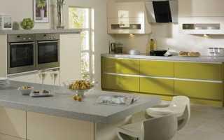Оливковые кухни: характеристика цвета и популярные комбинации