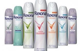 Дезодоранты Rexona: описание, выпускаемые серии и советы по применению