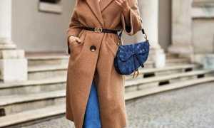 Пальто Samange: с чем носить и как выбрать