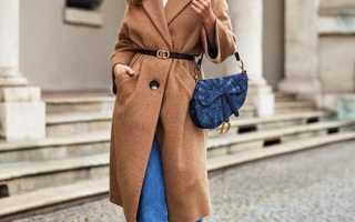 Детское пальто: с чем носить и как выбрать