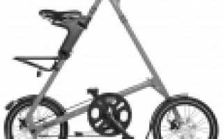 Обзор самых компактных велосипедов