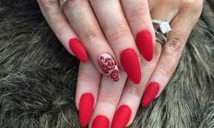 Матовый маникюр на короткие ногти: оригинальные идеи и модные тенденции