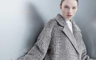 Пальто Mango: с чем носить и как выбрать