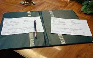 Сроки подачи заявления в ЗАГС на регистрацию брака