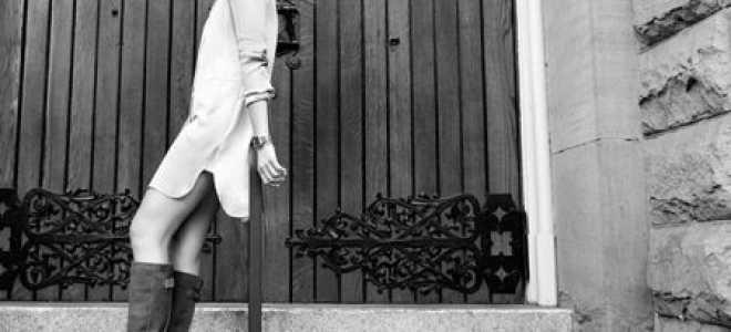 Женские зимние сапоги: описание с фото, модели