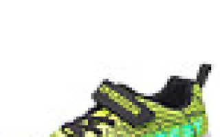 Желтые кроссовки: описание с фото, модели, отзывы