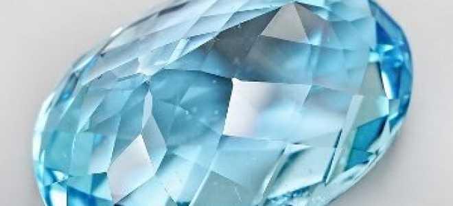 Голубой топаз: виды камня, свойства и сферы использования