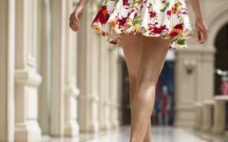 """Какие юбки подходят для фигуры """"Яблоко""""?"""