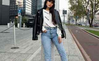 Рваные джинсы 2020 (68 фото)