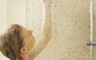 Тропический душ для ванной комнаты