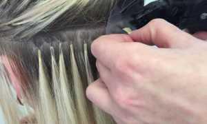 Горячее наращивание волос: особенности, техника и инструменты