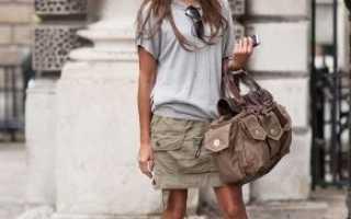 Женские летние ботинки: с чем носить