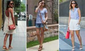 Босоножки на платформе: с чем носить
