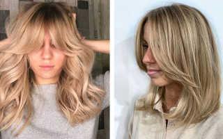 Бежевый цвет волос: кому подходит и как его получить?