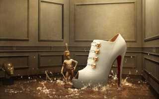 Босоножки Christian Louboutin: с чем носить