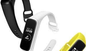 Фитнес-браслет Samsung: описание и фото
