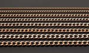 Панцирное плетение цепочки: описание и фото
