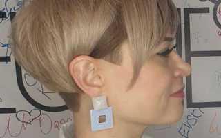 Стрижки с косой челкой на средние волосы