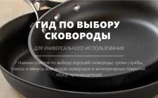 Лучшие модели сковород Lodge: описание и критерии выбора