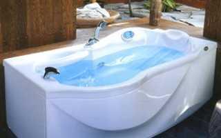 Акриловые гидромассажные ванны: разновидности, выбор, нюансы использования