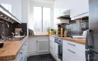 Параллельная кухня: дизайн и планировка