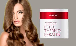 Обзор набора средств Estel Thermokeratin